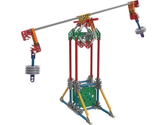 K'Nex education felfedező